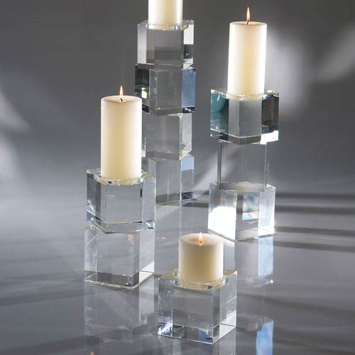 Scalier Large Pillar Candleholder