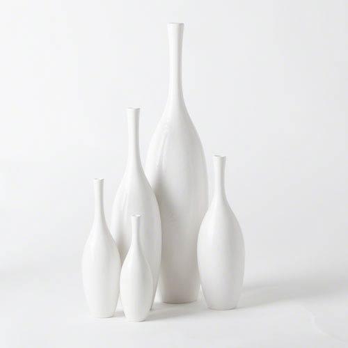 Juggler Large Blac Vase