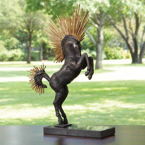 Mohawk Stallion