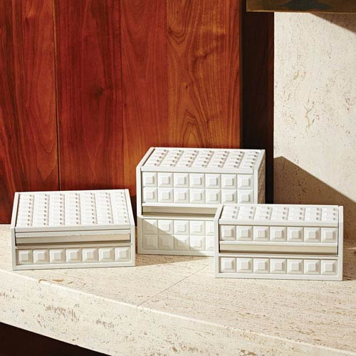 Decorative Boxes From Bellacor Extraordinary Decorator Boxes