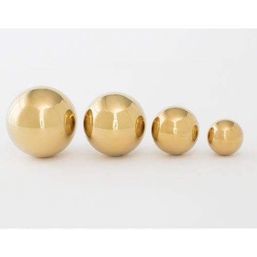 Brass 4-Inch Ball
