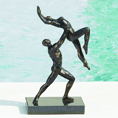 Two Arm Lift Dancers