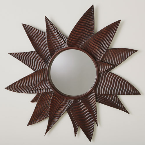 Succulent Mirror