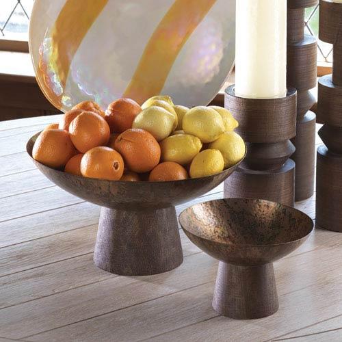 Totem Large Walnut Bowl