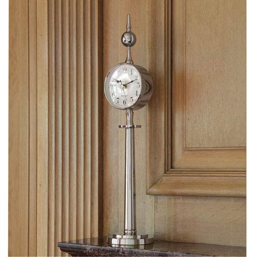 Tower Nickel Clock