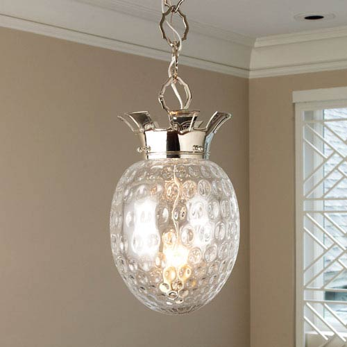 Crown Two-Light Pendant