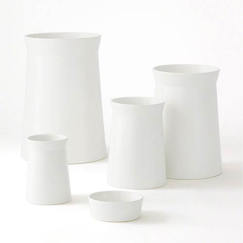 Global Views Barbara Barry Moon Extra Large Soft Curve Vase Only