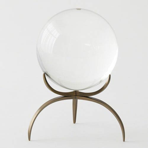 Clearlight Bronze Orb