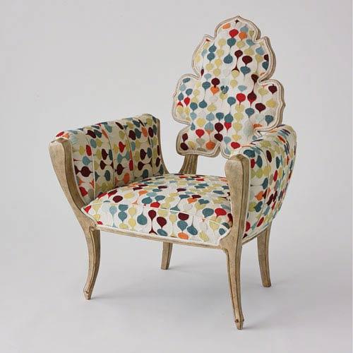 Global Views Wiggle Chair