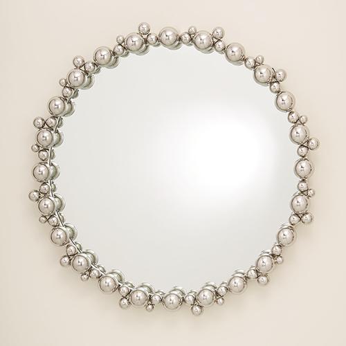 Bubble Nickel Mirror