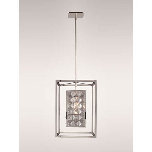 Struttura  Stainless Steel 7.5-Inch One-Light Pendant