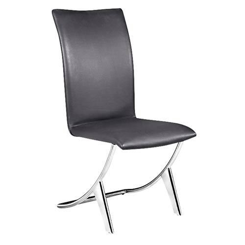 Delfin Espresso Chair
