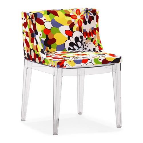 Zuo Modern Contemporary Pizzaro Multicolored Side Chair