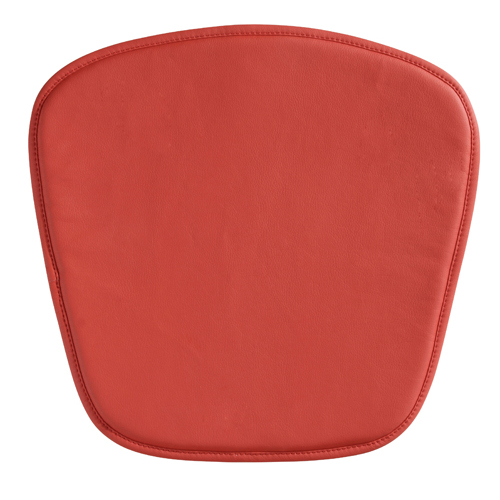 Wire and Mesh Red 18.5-Inch Cushion