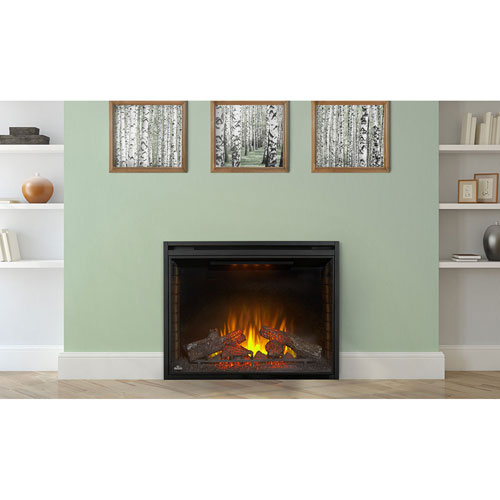 Ascent 40 In. Electric Fireplace