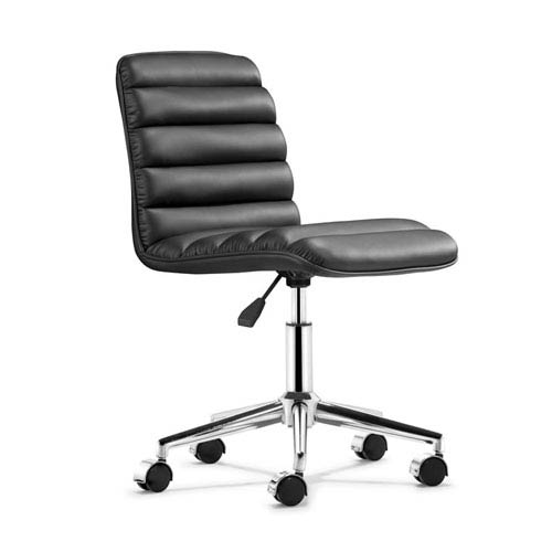 Zuo Modern Contemporary Admire Black Office Chair