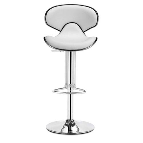 Fly White Bar Chair