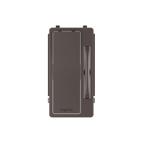 Brown Multi-Location Remote Dimmer Interchangeable Face Plate