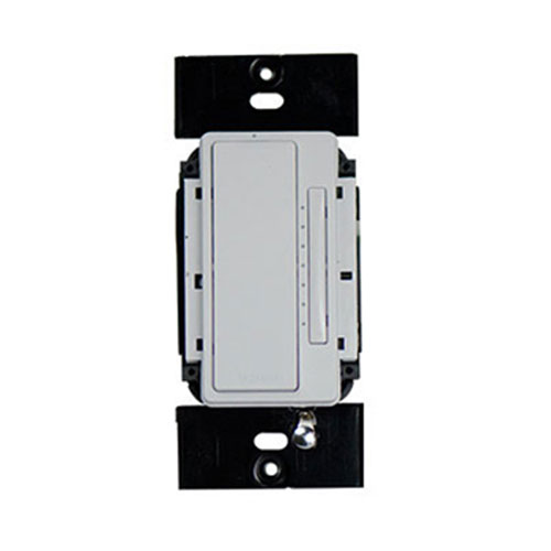 White In-Wall Tru-Universal RF Dimmer