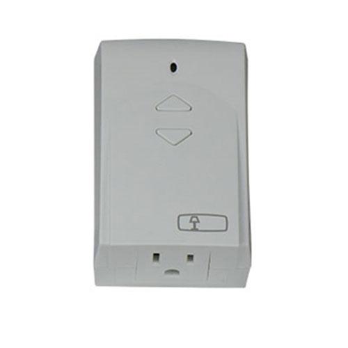 White Plug-In RF Tru Universal Lamp Module