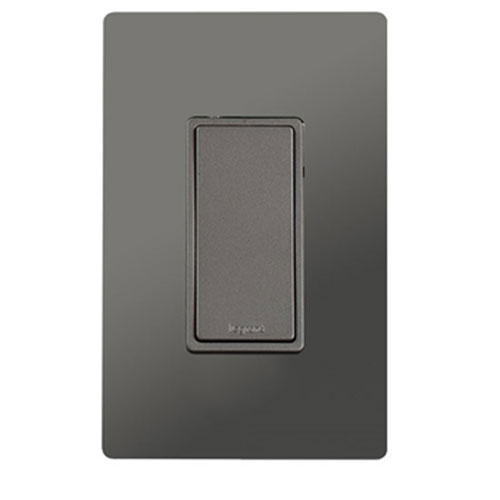 Nickel In-Wall 3-Way Switch