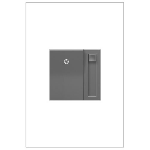 Legrand Adorne Magnesium Paddle Dimmer 450w For Cfl And Led