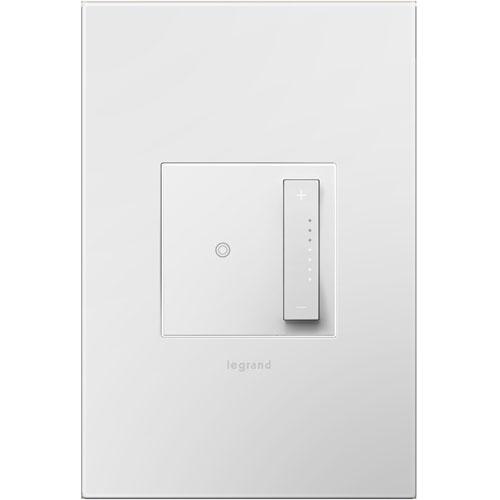 sofTap Dimmer, Tru-Universal and Gloss White Wall Plate Bundle