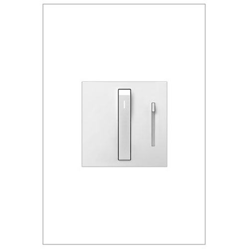 White Whisper Dimmer 700W for Incandescent and Halogen