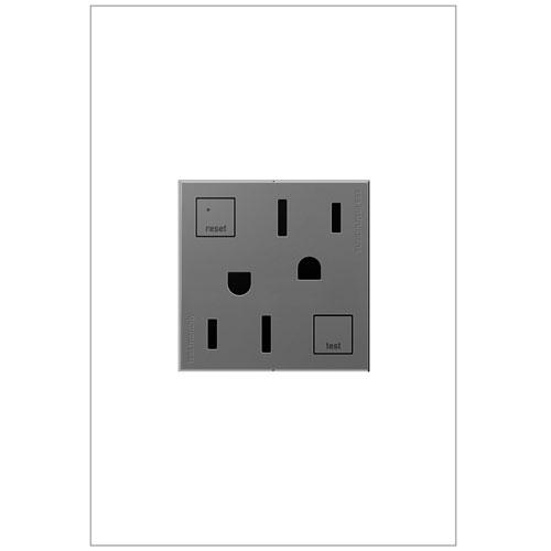 Magnesium Tamper-Resistant Outlet