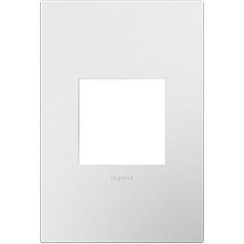 Gloss White 1-Gang Wall Plate