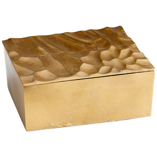 Brass Oxford Container