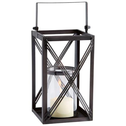 Dark Copper Small Ashbrook Candleholder