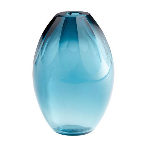 Blue Small Cressida Vase
