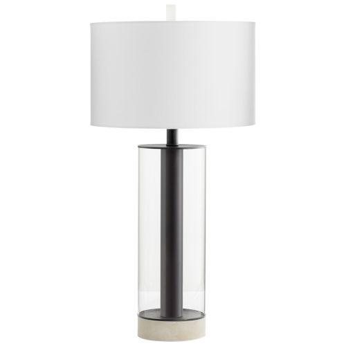 Gunmetal Messier Table Lamp