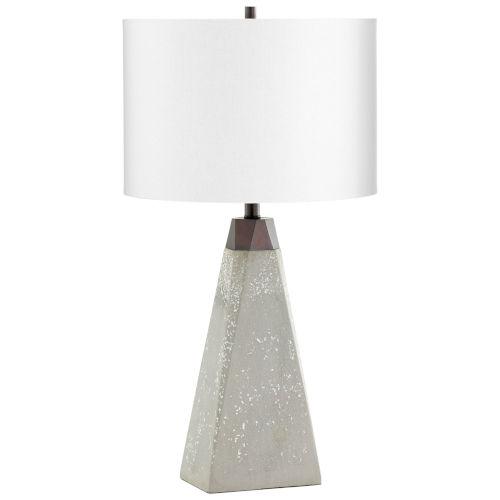 Gunmetal Carlton Table Lamp