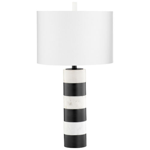 Gunmetal Marceau Table Lamp