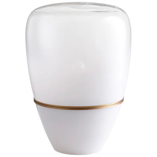 Aged Brass Savoye Table Lamp
