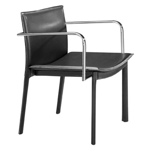 Espresso Gekko Reception Chair