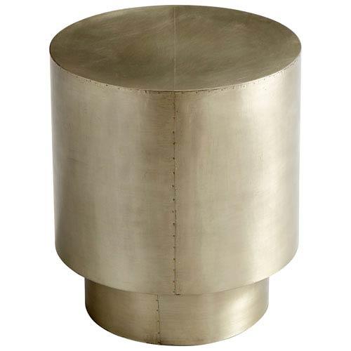 Nickel Maura Side Table