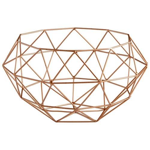 Copper Rubicon Container