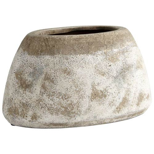 Ash Stone Small Stoney Planter