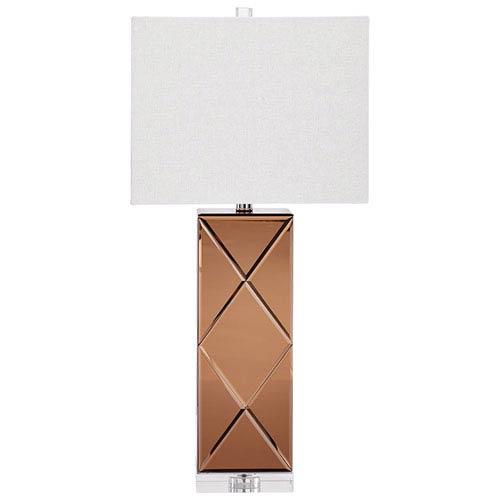 Copper Sarda Table Lamp