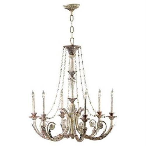 Cyan Design Six Lamp Chandelier