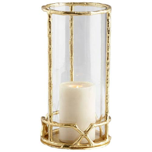 Large Enchanted Flame Candleholder