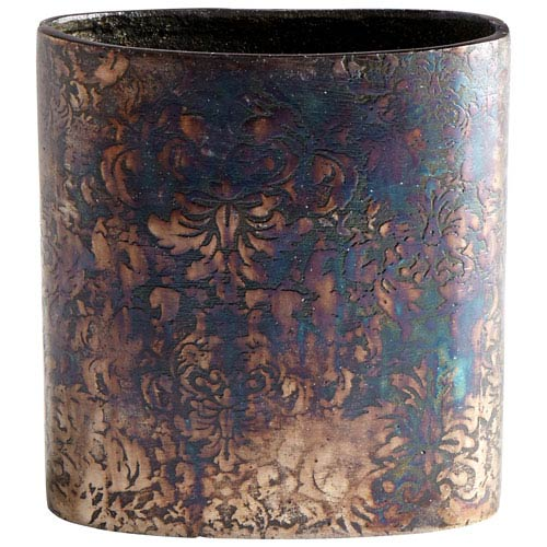 Small Inscribed Vase