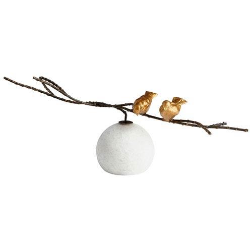 Cyan Design Goldfinches Sculpture