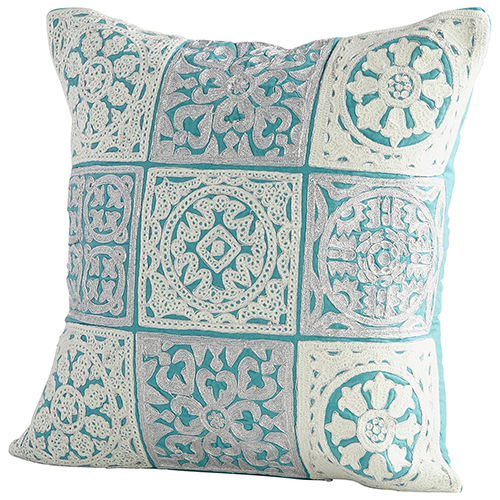 Cyan Design Turkish Tile Pillow