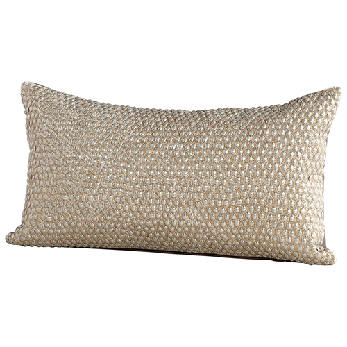 Cyan Design Studded Bolt Pillow