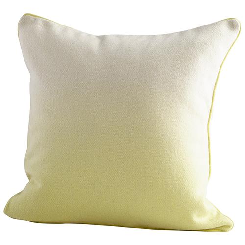 Cyan Design Gradient Pillow