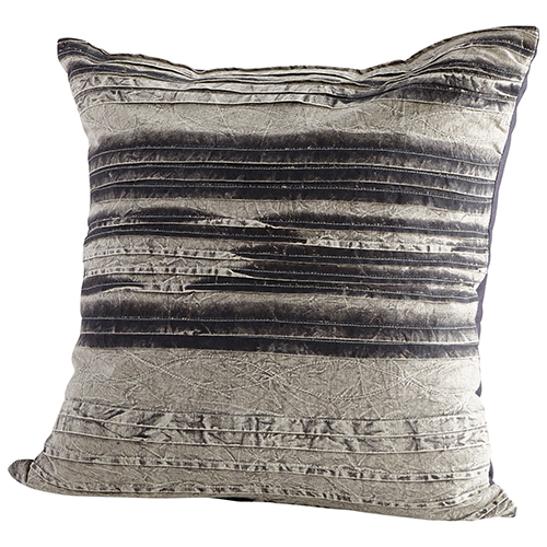 Cyan Design Hieroglyph Pillow